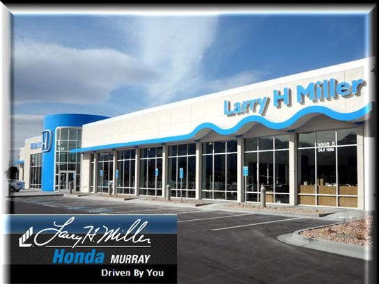 Larry H Miller Honda >> Larry H Miller Honda Murray Car Dealership In Murray Ut 84107 3816
