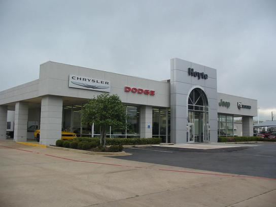 Car Dealerships In Sherman Tx >> Hoyte Dodge Ram Chrysler Jeep Car Dealership In Sherman Tx 75090
