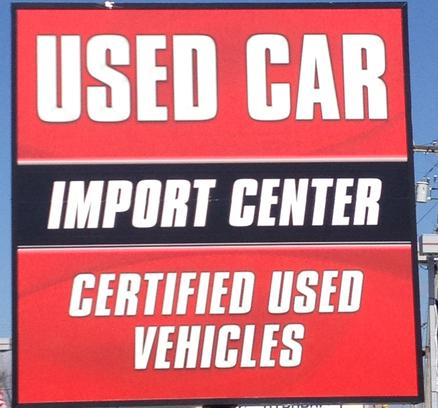 Graham Used Car Import Center