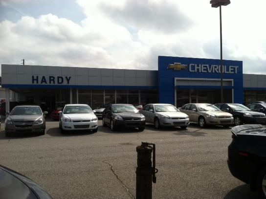 Hardy Chevrolet Car Dealership In Gainesville Ga 30501 4743