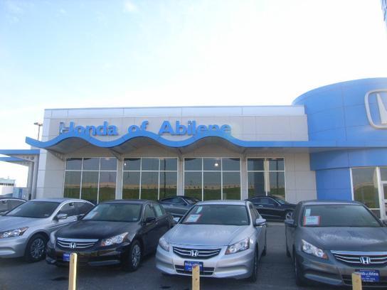 Honda Of Abilene >> Honda Of Abilene Car Dealership In Abilene Tx 79605 4618
