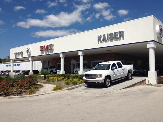 kaiser buick gmc car dealership in deland fl 32720 7709 kelley blue book. Black Bedroom Furniture Sets. Home Design Ideas