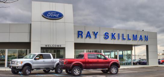 Ray Skillman Hyundai >> Ray Skillman Performance Ford & Southside Hyundai car ...