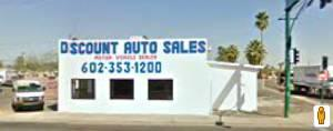 Discount Auto Sales- WE SHOOT DOWN HIGH PRICES 1
