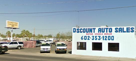 Discount Auto Sales- WE SHOOT DOWN HIGH PRICES 2