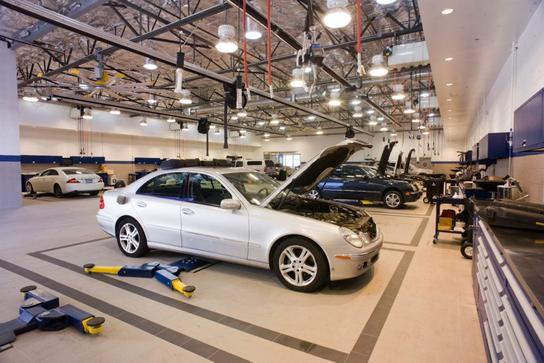 Mercedes-Benz of Fairfield car dealership in Fairfield, CA ...