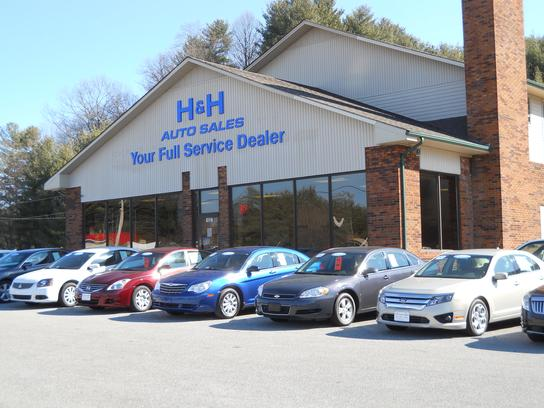 H & H Auto Sales of Galax 1