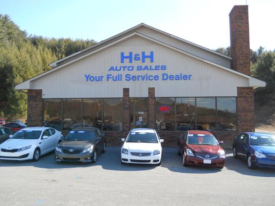 H & H Auto Sales of Galax 2