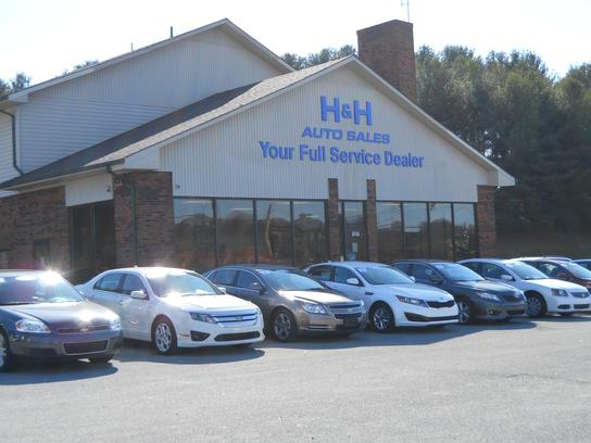 H & H Auto Sales of Galax 3