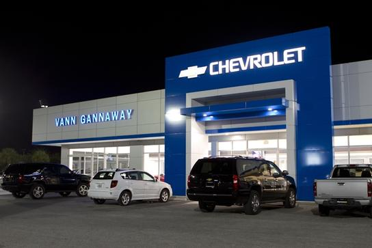 Vann Gannaway Chevrolet of Central Florida car dealership in Eustis