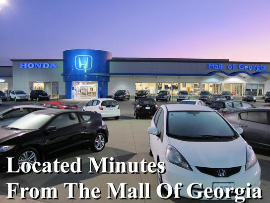 Honda Mall Of Georgia