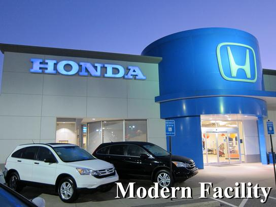 Honda Mall of Georgia 2