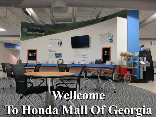 Honda Mall of Georgia 1
