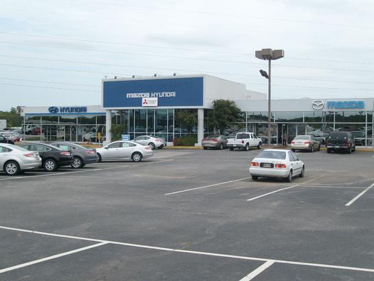 Gossett Hyundai Mazda Mitsubishi Car Dealership In Memphis Tn 38128