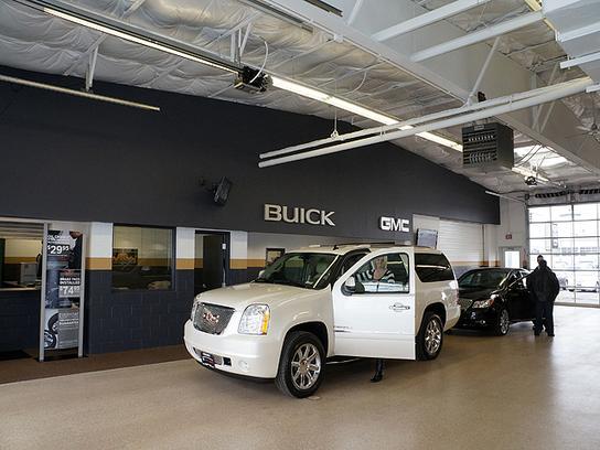 Sullivan Buick Gmc Car Dealership In Arlington Heights Il 60004 Kelley Blue Book
