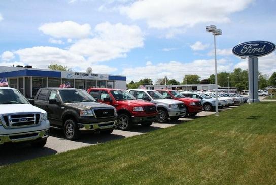 Fremont Ford & Fremont Ford car dealership in Fremont MI 49412 - Kelley Blue Book markmcfarlin.com