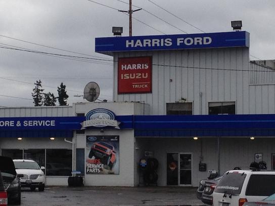 Harris Ford Lincoln Car Dealership In Lynnwood, WA 98036 | Kelley Blue Book