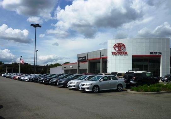 Toyota Of Renton >> Toyota Of Renton Car Dealership In Renton Wa 98055 Kelley Blue Book