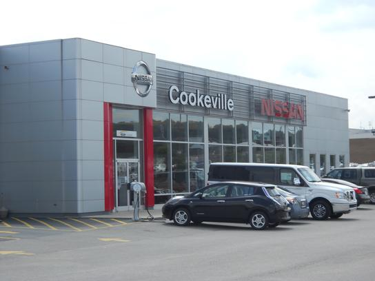 Nissan of Cookeville 1