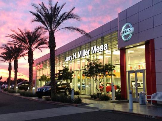 Larry H. Miller Nissan Mesa