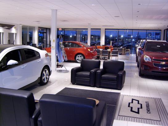 Buff Whelan Chevrolet Car Dealership In Sterling Heights Mi