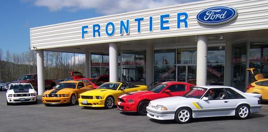 Frontier Ford Anacortes >> Frontier Ford car dealership in Anacortes, WA 98221 ...
