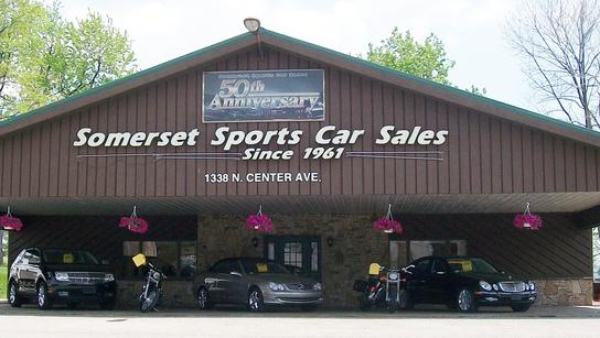 Somerset Sports Car Sales
