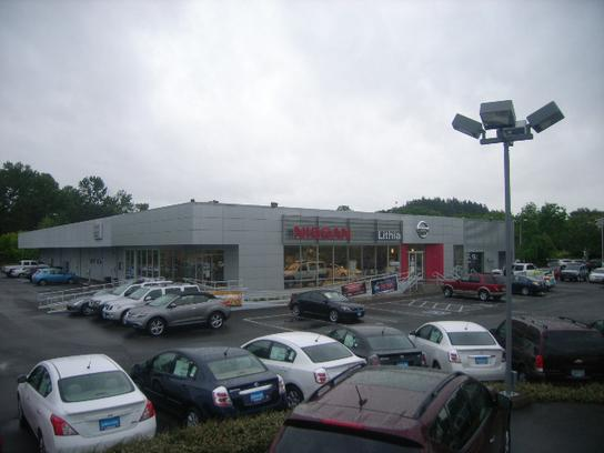 Lithia Nissan of Eugene 2