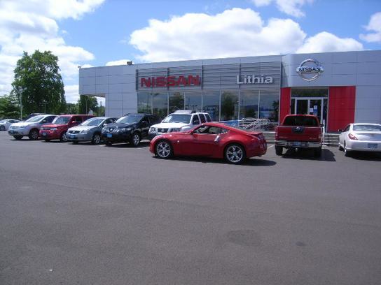 Lovely Lithia Nissan Of Eugene