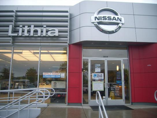 Lithia Nissan of Eugene 1