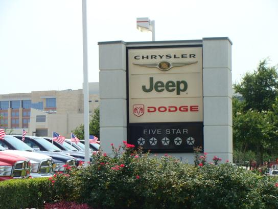 Huffines Chrysler Jeep Dodge Plano 2