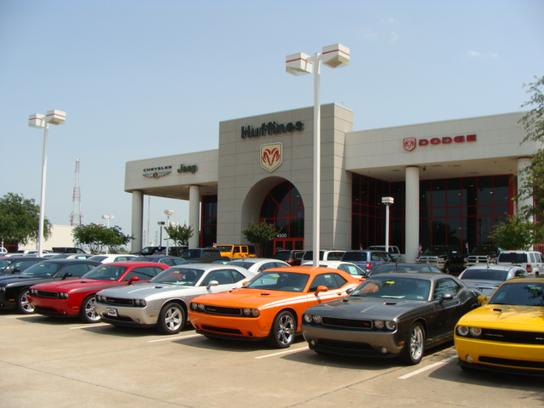 Huffines Chrysler Jeep Dodge Plano