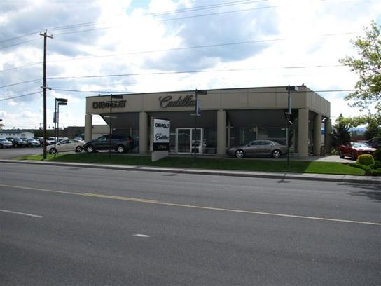 Lithia Chevrolet Cadillac of Bend 1