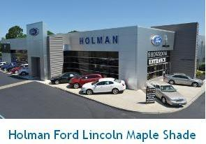 Holman Ford Lincoln Maple Shade 1