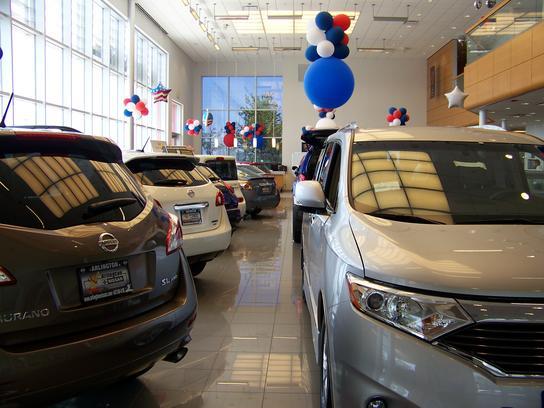 Arlington Nissan Car Dealership In Arlington Heights, IL 60004 | Kelley  Blue Book