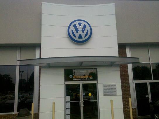 Alexandria Volkswagen Car Dealership In Alexandria Va 22305 Kelley Blue Book