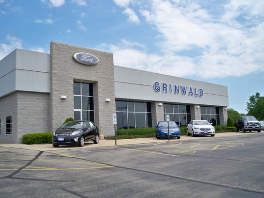 Grinwald Ford Inc 1