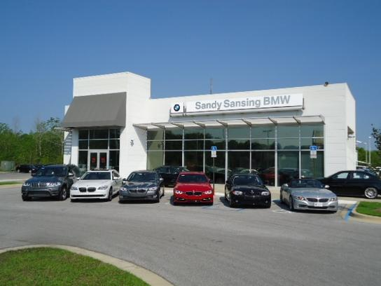 sandy sansing bmw car dealership in pensacola fl 32505 2214 kelley blue book. Black Bedroom Furniture Sets. Home Design Ideas