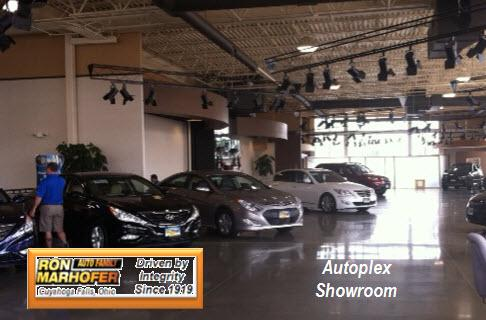 Ron Marhofer Hyundai Of Cuyahoga Falls Car Dealership In CUYAHOGA FALLS, OH  44221 | Kelley Blue Book