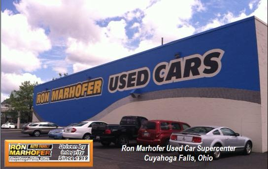 Ron Marhofer Hyundai of Cuyahoga Falls 1
