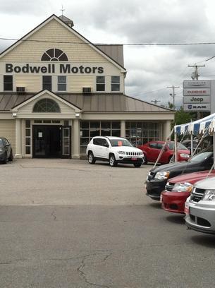 Brunswick Dodge Dealership >> Bodwell Chrysler Jeep Dodge Car Dealership In Brunswick Me 04011