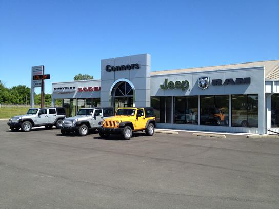 Connors Buick Chrysler Dodge Jeep Ram