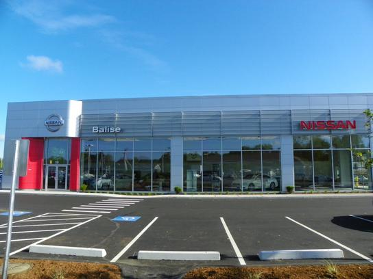 Balise Nissan of Cape Cod 1