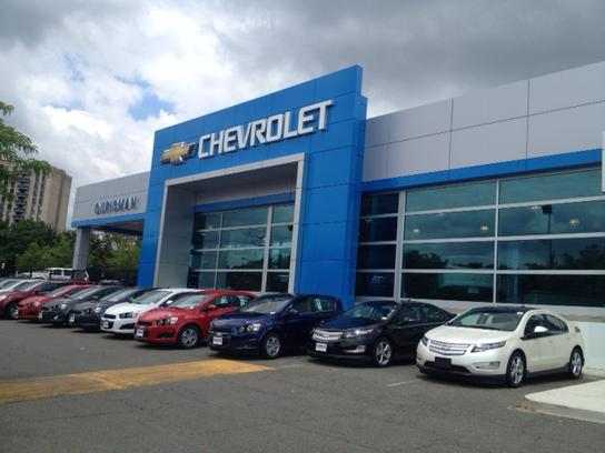 Ourisman Chevrolet Buick GMC of Alexandria | Serving Fairfax ...