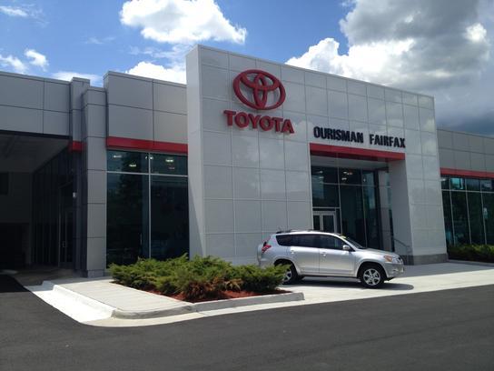 Ourisman Fairfax Toyota Car Dealership In Va 22030 2251 Kelley Blue Book