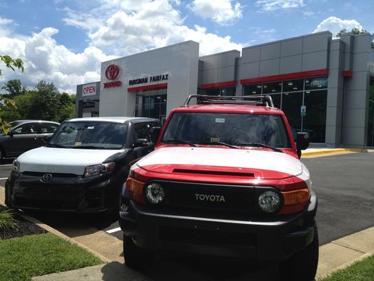 Ourisman Fairfax Toyota