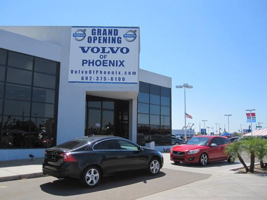 Volvo Cars of Phoenix 1