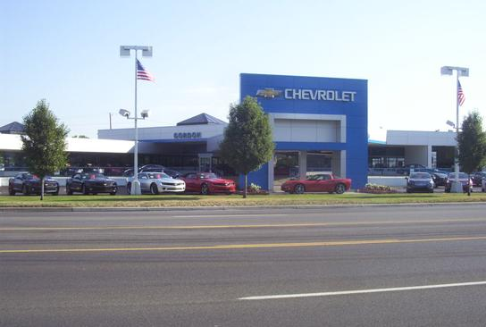 Gordon Chevrolet Car Dealership In Garden City Mi 48135