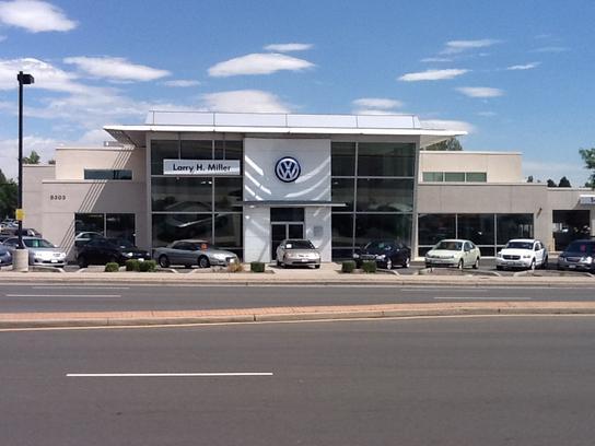Larry H Miller Volkswagen Lakewood car dealership in