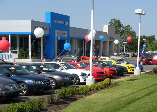 Suburban Ann Arbor >> Suburban Chevrolet Cadillac Car Dealership In Ann Arbor Mi